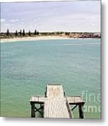 Horseshoe Bay South Australia Metal Print