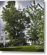 House On The Hill 3 Metal Print