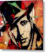 Humphrey Bogart Collection Metal Print