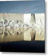 Iceberg Ross Sea Antarctica Metal Print
