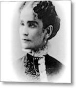Ida Mckinley (1847-1907) Metal Print