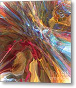 If Blessings Were Colors Metal Print