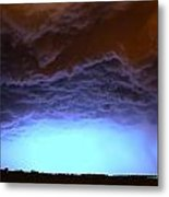 In The Belly Of The Beast Metal Print