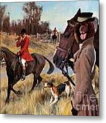 Irish Water Spaniel Art Canvas Print Metal Print