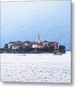 Isola Dei Pescatori Metal Print