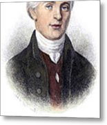 James Mchenry (1753-1816) Metal Print