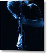 Jerry Blue Sillow Metal Print