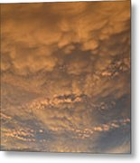 July 19-2013 Sunset Sky  Metal Print