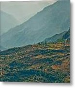 Kalinchok Kathmandu Valley Nepal Metal Print