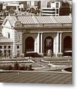 Kansas City - Union Station Metal Print