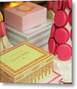 Laduree Sweets Metal Print