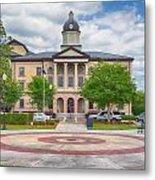 Lake City Courthouse Metal Print