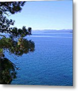 Lake Tahoe 2 Metal Print