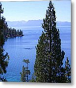 Lake Tahoe 4 Metal Print