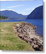 Lakes 3 Metal Print