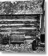 Leiper's Fork Metal Print by Jeff Holbrook