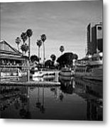 Los Angeles 2007 Metal Print