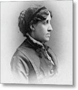 Louisa May Alcott (1832-1888) Metal Print