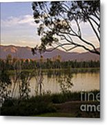 Lower Otay Lake - California Metal Print