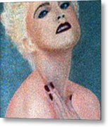 Madonna The Early Years Metal Print