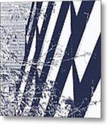 Man And Nature Metal Print