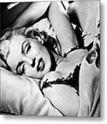 Marilyn Monroe (1926-1962) Metal Print by Granger