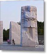 Martin Luther King Jr Memorial  Metal Print