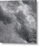 Masses Of Dark Clouds Metal Print