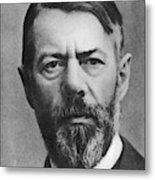 Max Weber (1864-1920) Metal Print