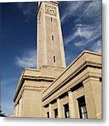 Memorial Tower - Lsu Metal Print