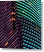 Miami Tower - Miami ( 1986 ) Metal Print