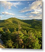 Middle Sugarloaf Mountain - Bethlehem Nh Usa Metal Print