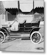 Model T Ford, 1908 Metal Print