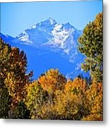 Montana Fall Metal Print
