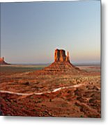 Monument Valley Metal Print