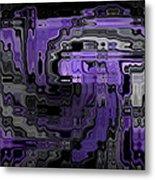 Motility Series 9 Metal Print