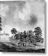 Mount Vernon, 1798 Metal Print