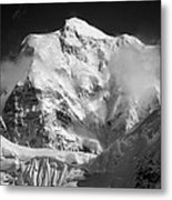 Mt. Hunter Metal Print