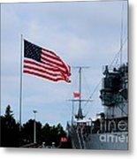 Naval Park And Museum Metal Print