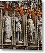 Notre Dame Cathedral Basilica - Ottawa Metal Print