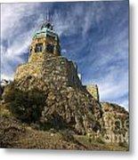 Observation Tower Mount Diablo State Park Metal Print