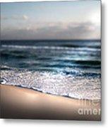 Ocean Blanket Metal Print by Jeffery Fagan