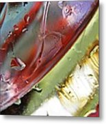 Oil And Water 27 Metal Print