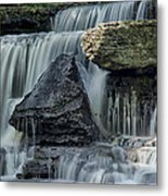 Old Stone Fort Metal Print