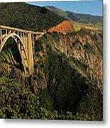 Pacific Coast Highway Metal Print by Benjamin Yeager