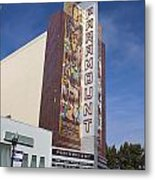 Paramount Theatre Oakland California Metal Print