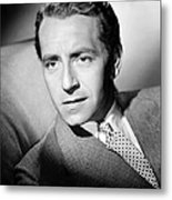 Paul Henreid, Ca. Mid-1940s Metal Print