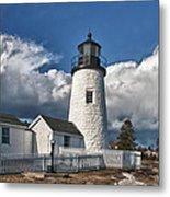 Pemaquid Point Lighthouse 4897 Metal Print