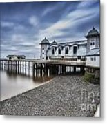 Penarth Pier 1 Metal Print