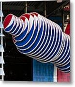Pepsi Cola Bottle Metal Print